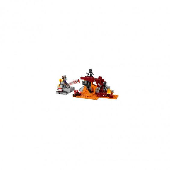 LEGO Marvel el Whiter 21126
