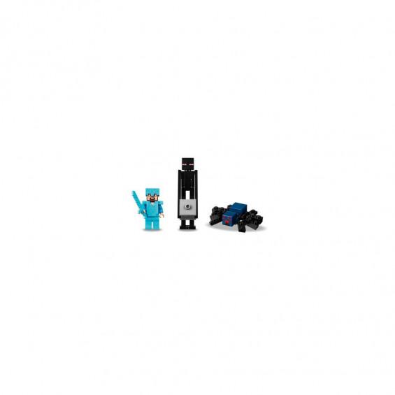 LEGO Minecraft El Portal Final 21124
