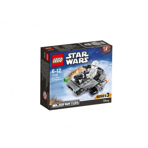 LEGO Star Wars Microfighter Confidential Microfighter Villain Craft Blue 75126