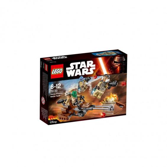 LEGO Star Wars Pack de Combate Rebelde 75133