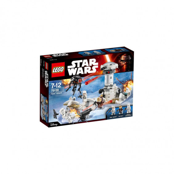 LEGO Star Wars Ataque a Hoth 75138