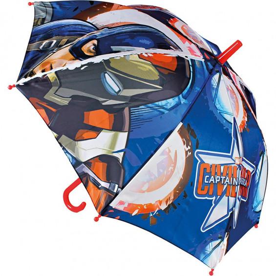 Capitán América Paraguas