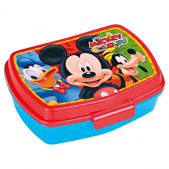 Mickey Mouse Sandwichera