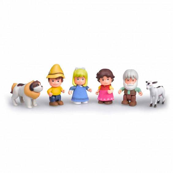 Heidi Figuras y Mascotas