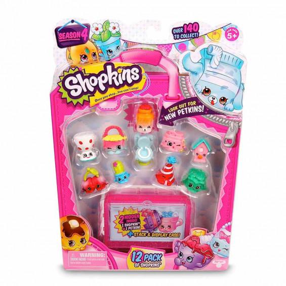 Shopkins Blister 12 Figuras