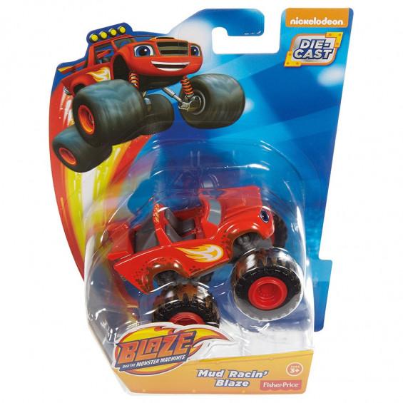 Blaze Vehículo Metálico Varios Modelos