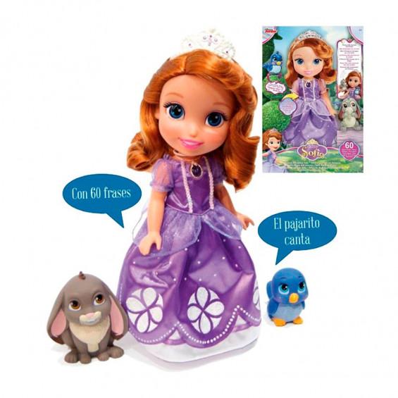 Princesa Sofía Animalitos Mágicos