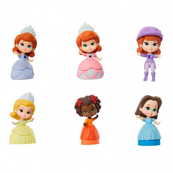 Princesa Sofía Mini Varios Modelos