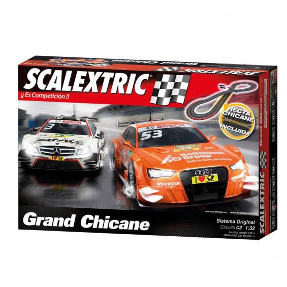 Scalextric The Original C2 Grand Chicane