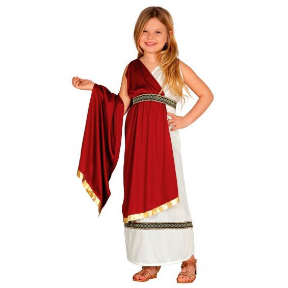 Disfraz Niña Romana