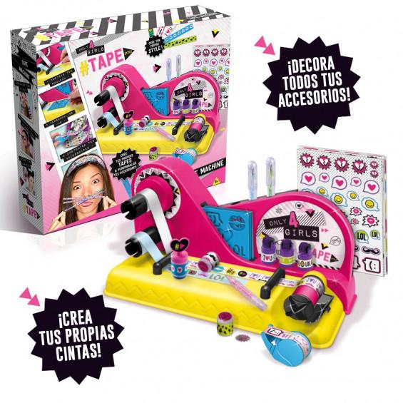 Only 4 Girls Tape Machine