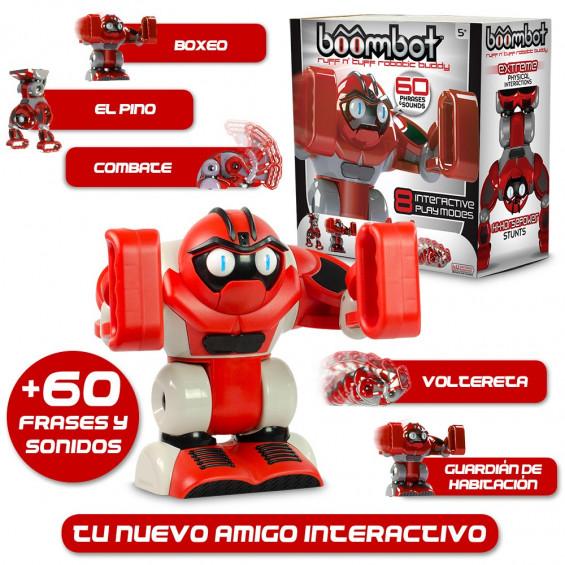 Boombot El Robot Humanoide
