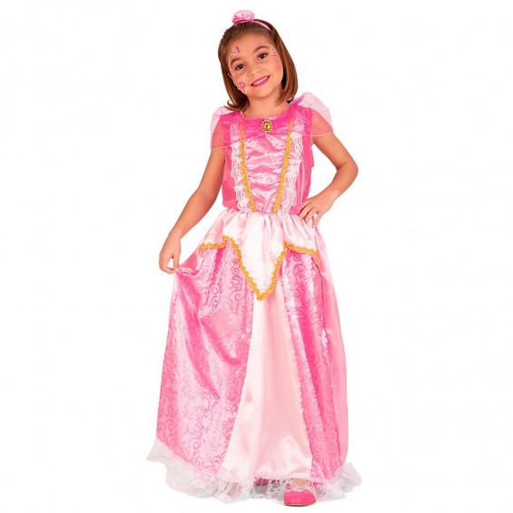 Disfraz Niña Princesa Aurora Talla S