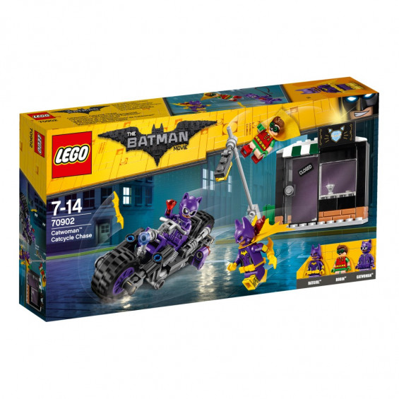 LEGO Batman Movie Villain Vehicle 1-70902