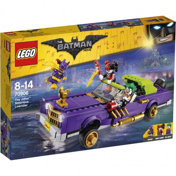 LEGO Batman Movie Coche Modificado de The Joker - 70906
