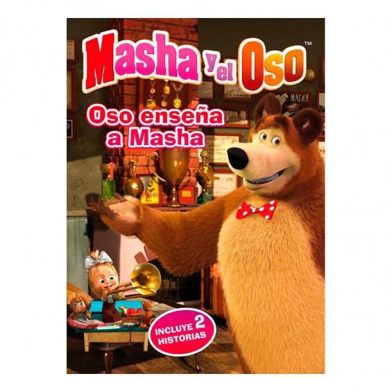 Masha Y El Oso - Oso Enseña A Masha