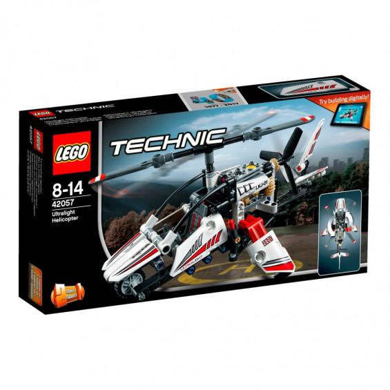 LEGO Technic Helicóptero Ultraligero - 42057
