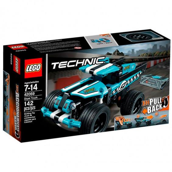 LEGO Technic Camión Acrobático - 42059