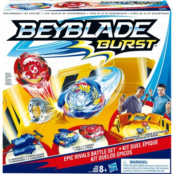 Beyblade Burst Kit Duelos Épicos