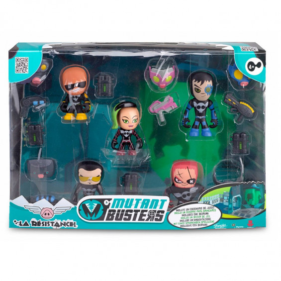 Mutant Busters La Resistance