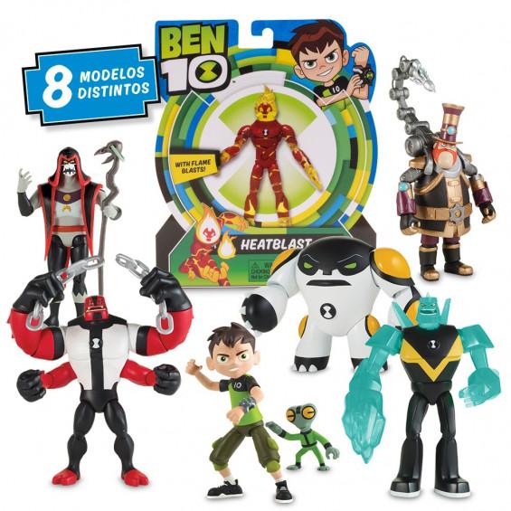 Ben 10 Figuras Varios Modelos