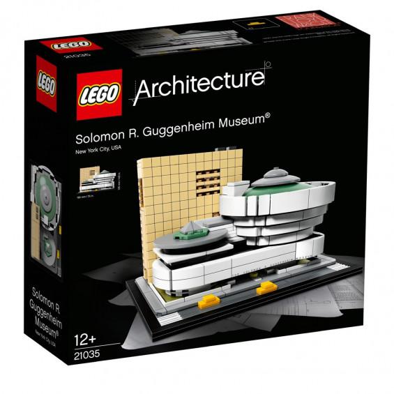 LEGO Architecture Solomon R. Guggenheim Museum - 21035