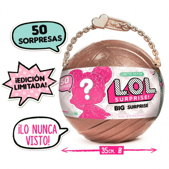 L.O.L. Surprise Mega Pack 50 Sorpresa