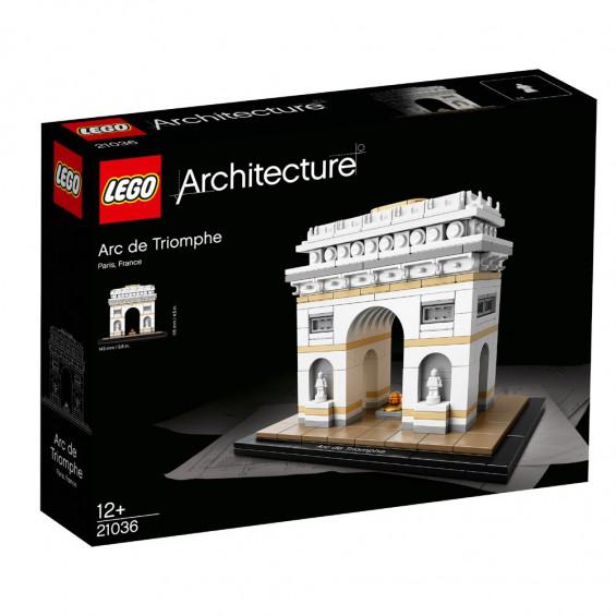 LEGO Architecture Arco del Triunfo - 21036
