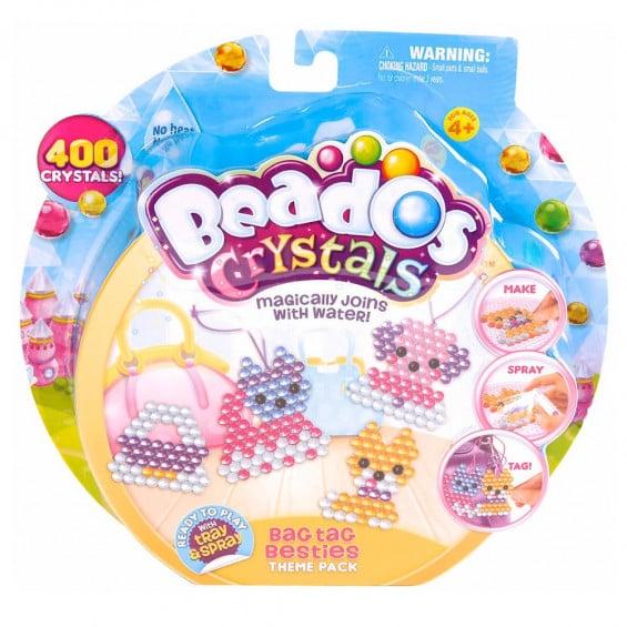 Arts & Crafts Beados Crystals Packs Temáticos Bag Tag Besties