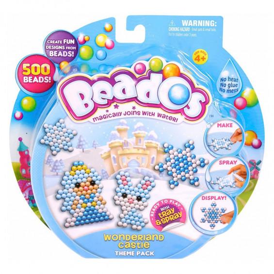 Arts & Crafts Beados Crystals Packs Temáticos Wonderland Castle