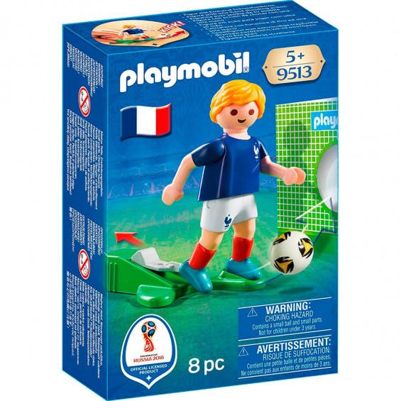 Playmobil Sports & Action Jugador Fútbol Francia