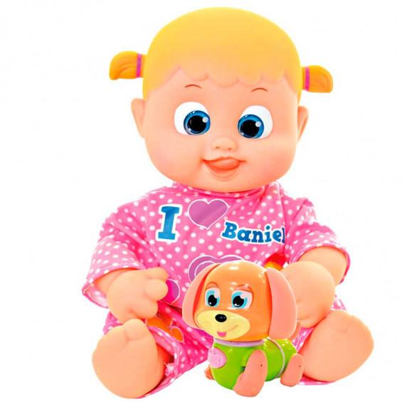 Bouncin Babies 16 Cm Jugando Con Mascotas