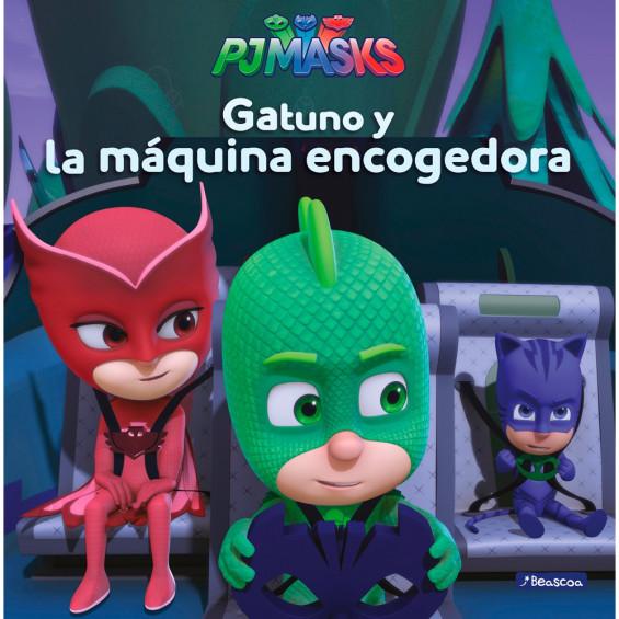 PJ Masks Gatuno y la Maquina Encogedora