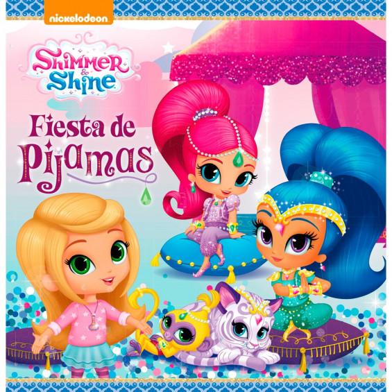 Shimmer & Shine Fiesta de Pijamas