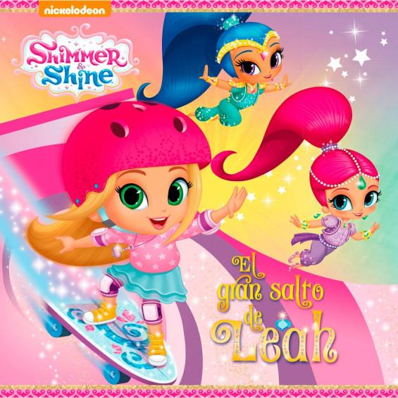 Shimmer & Shine. El Gran Salto de Leah