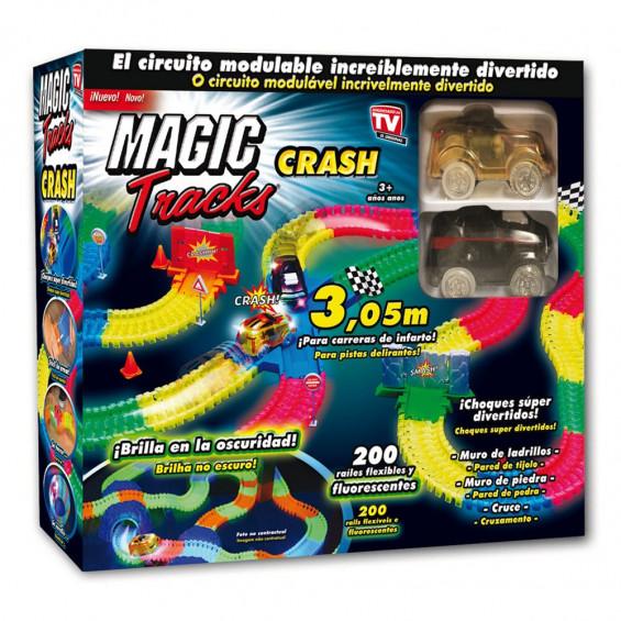 Magic Tracks Circuito R/C Crash