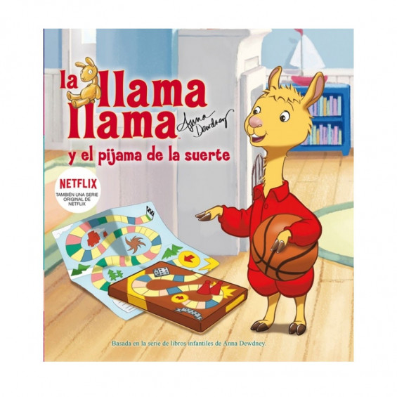 La Llama Llama y el Pijama de la Suerte