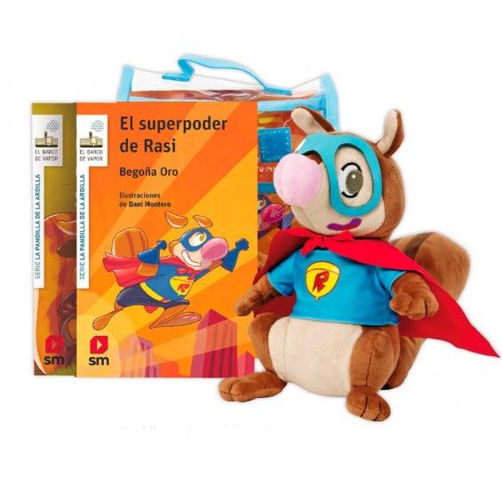 Pack Rasi Superhéroe