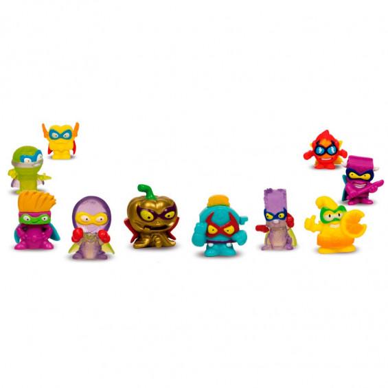 SuperZings Blister 10 Figuras Varios Modelos