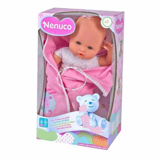 Nenuco Little Recién Nacido con Sonidos