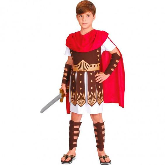 Disfraz Infantil Romano Soldado Talla M