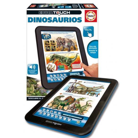Educa Touch Dinosaurios