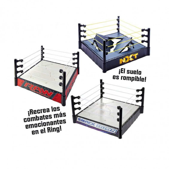 WWE Ring Superestrellas Varios Modelos