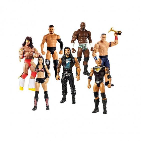 WWE Figuras Básicas Varios Modelos