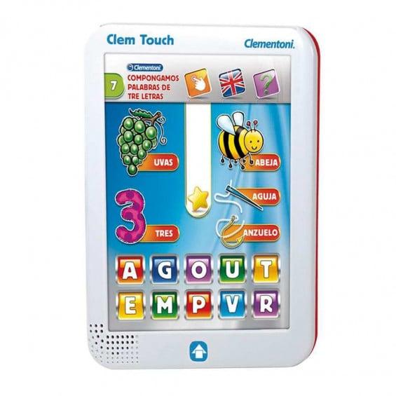 Clem Touch Inglés Palabras y Números