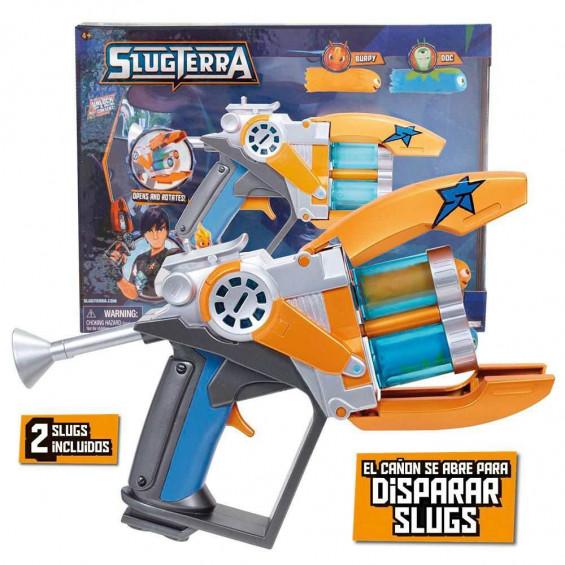 Slugterra Pistola Doble Cañón Doble