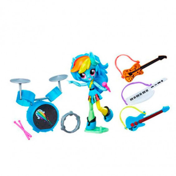 Muy Little Pony Equestria Girl Minis Escenarios Varios Modelos