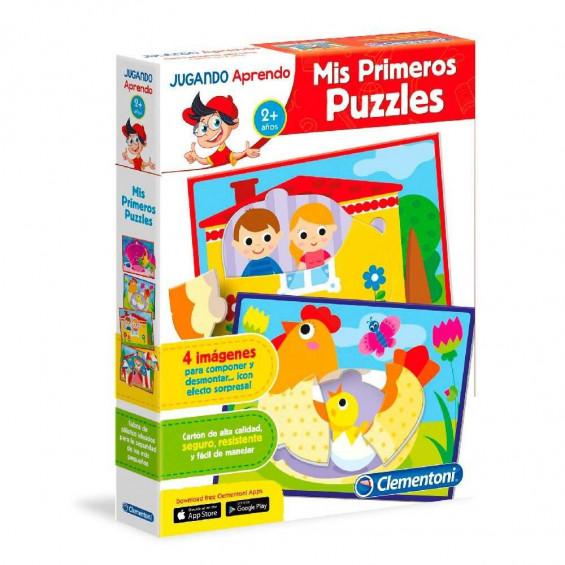 Baby Aprende Mi Primer Puzzle