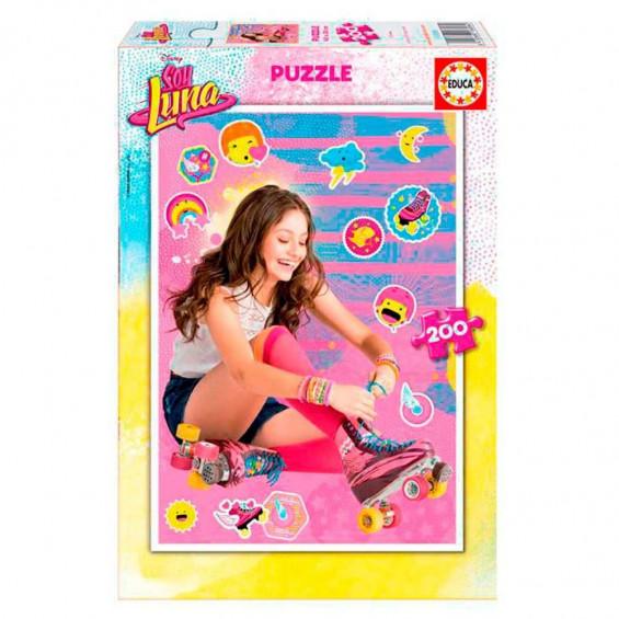 Puzzle 200 Piezas Soy Luna