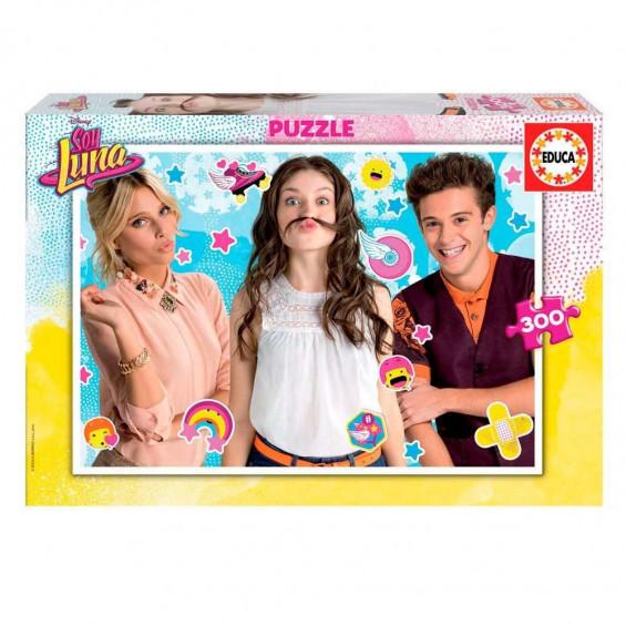 Puzzle Soy Luna 300 Piezas